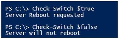 Switch attribute