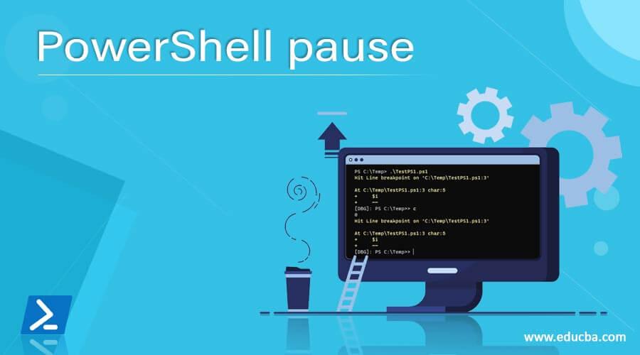 PowerShell pause