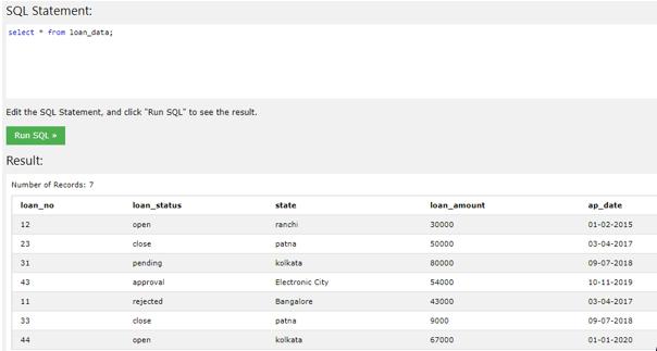 SQL Rename Table 4