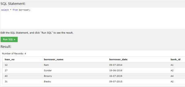 SQL Rename Table 5