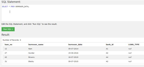 SQL Rename Table 8