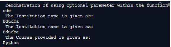 TypeScript Optional Parameters-1.4