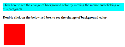 jQuery background color 2