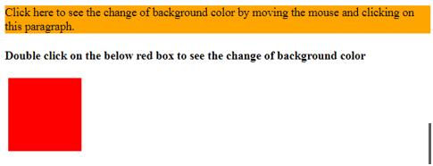 jQuery background color 3
