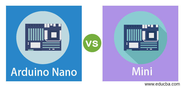 Arduino Nano vs Mini