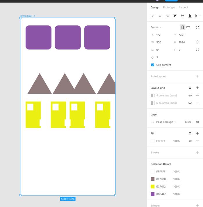 Figma grid output 11