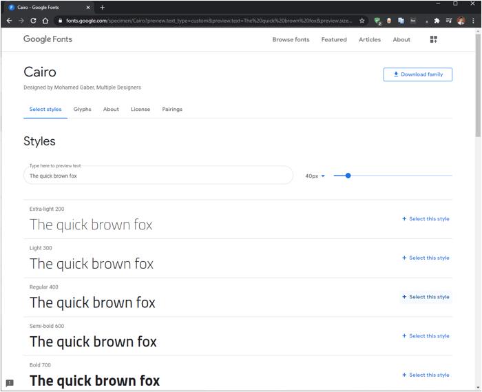 GIMP Fonts 4