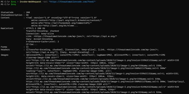 PowerShell Invoke-Webrequest 2