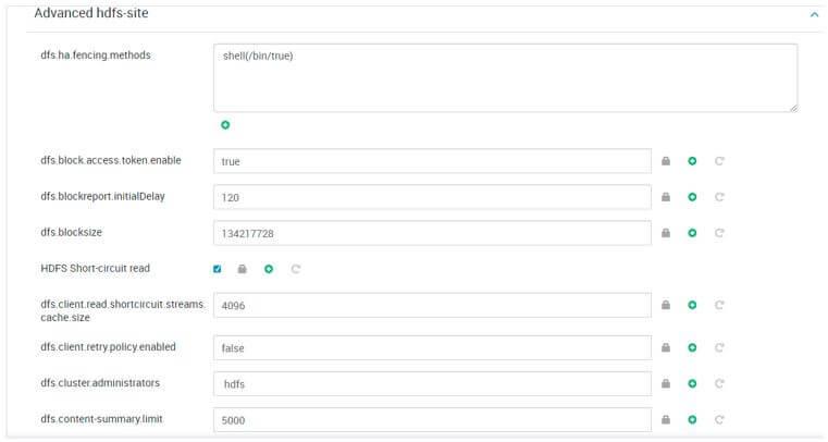 Hadoop Configuration 1