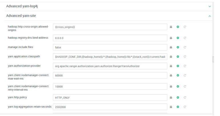 Hadoop Configuration 2