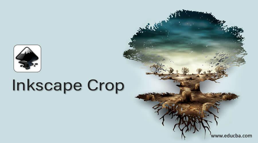Inkscape Crop