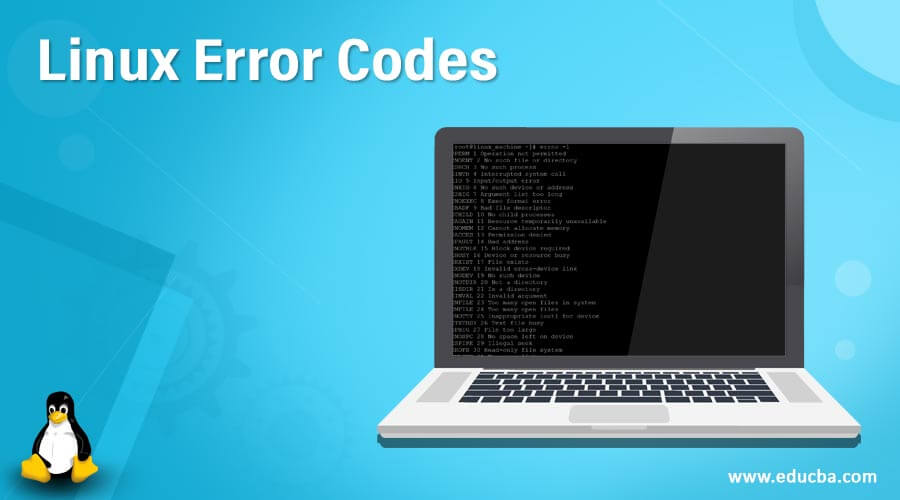 Linux Error Codes