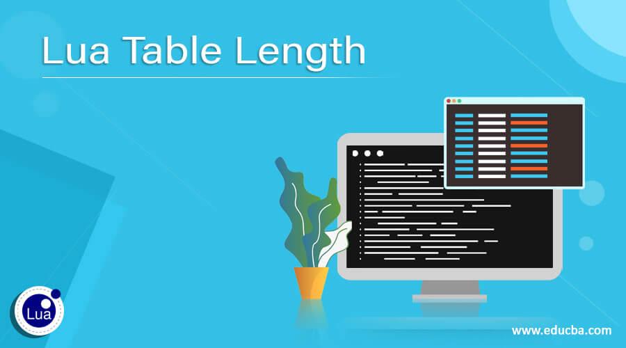 Lua Table Length