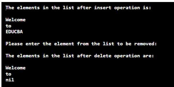 Lua list 1