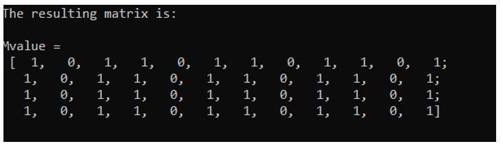 OpenCV Mat 1