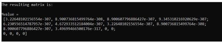 OpenCV Mat 4
