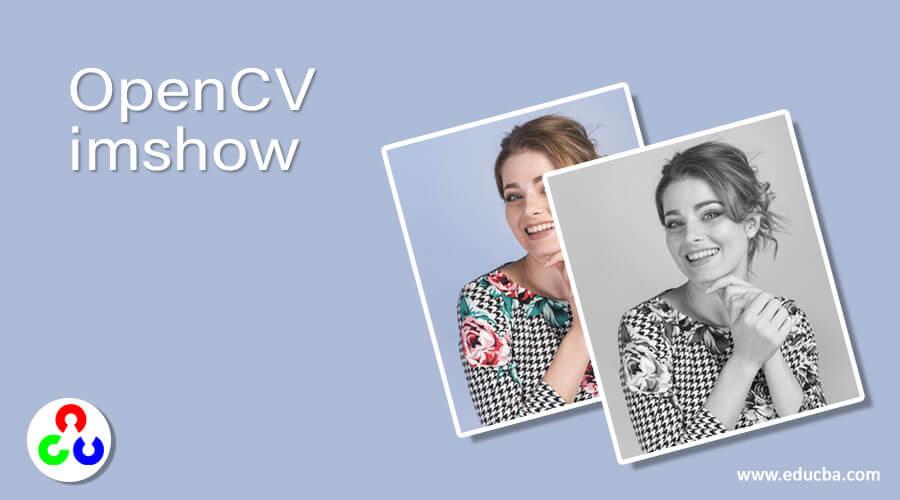 OpenCV imshow