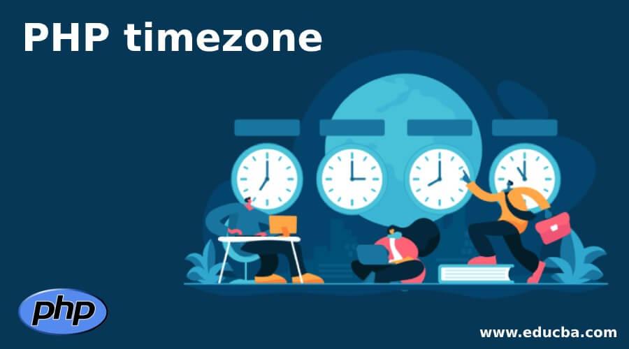 PHP timezone