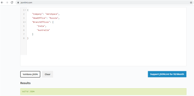 PowerShell JSON Format 1