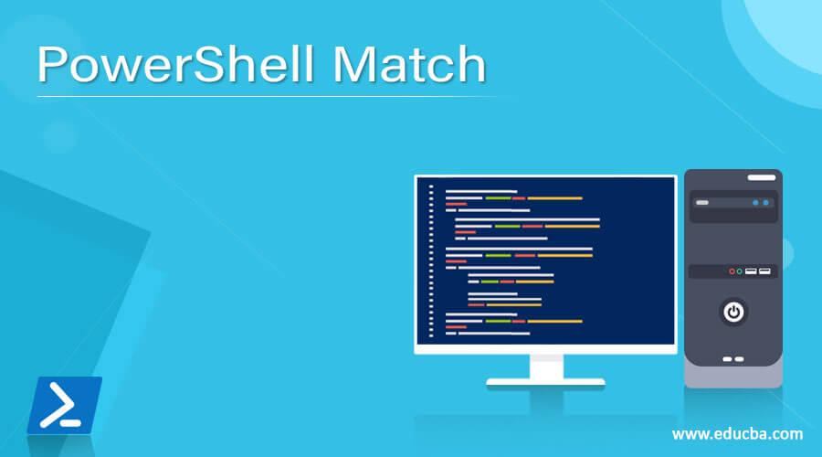 PowerShell Match