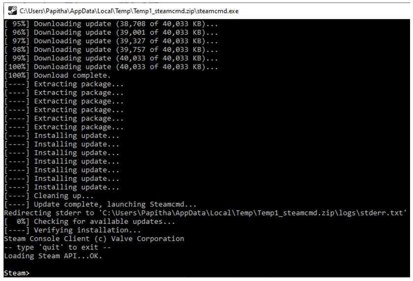 Rust Server-1.1