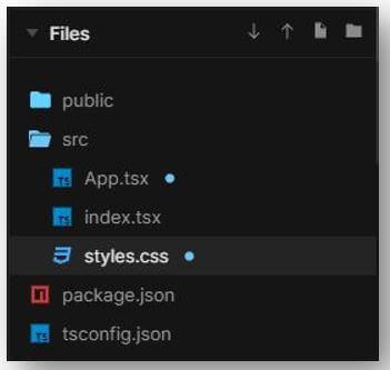 TypeScript JSX 1