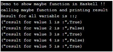 -haskell maybe 3
