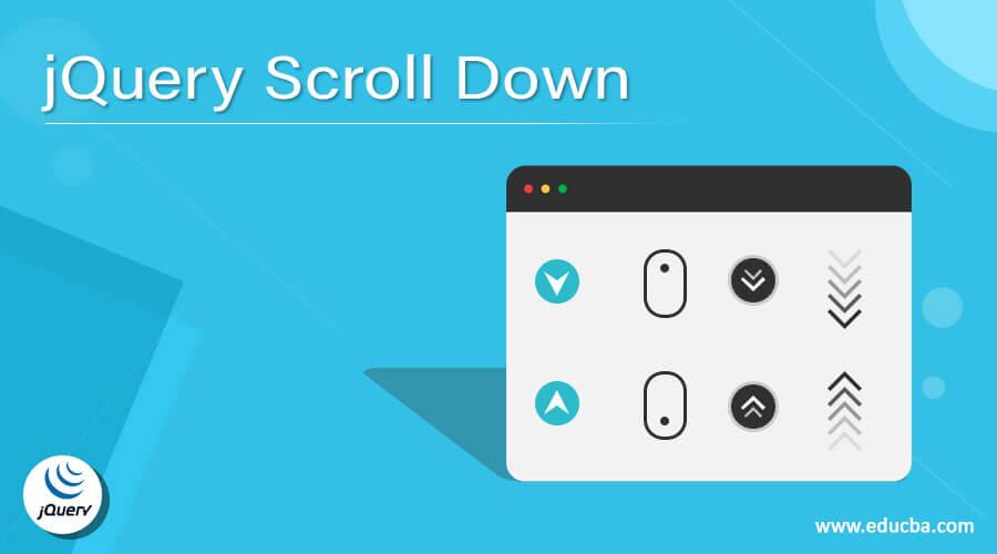 jQuery Scroll Down