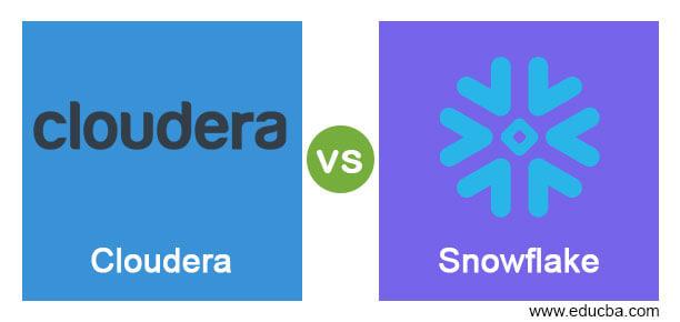Cloudera vs Snowflake