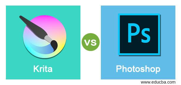 Krita vs Photoshop