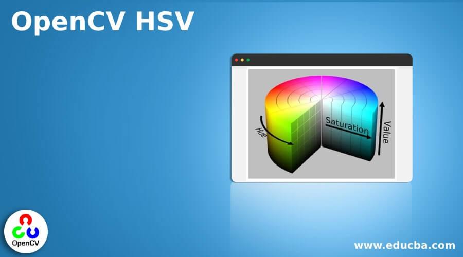 OpenCV HSV