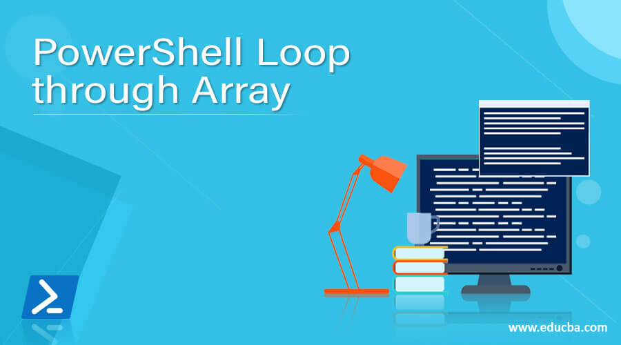 PowerShell-Loop-through-Array