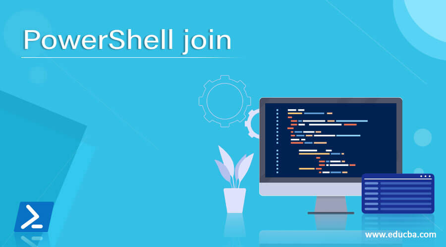 PowerShell join