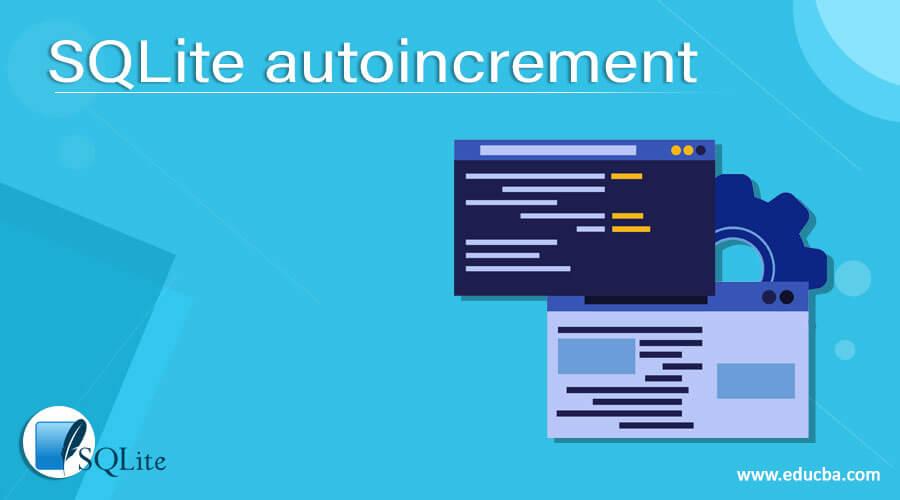 SQLite autoincrement