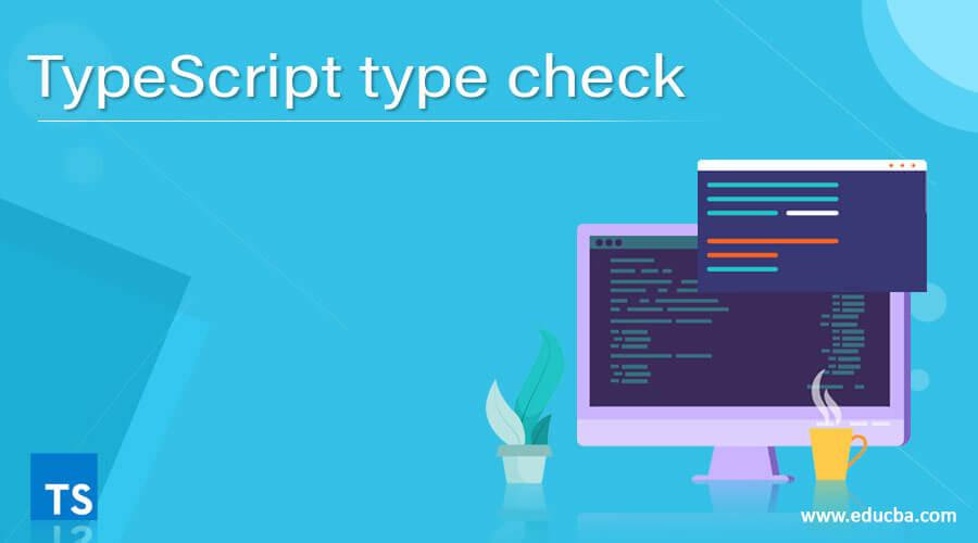 TypeScript type check