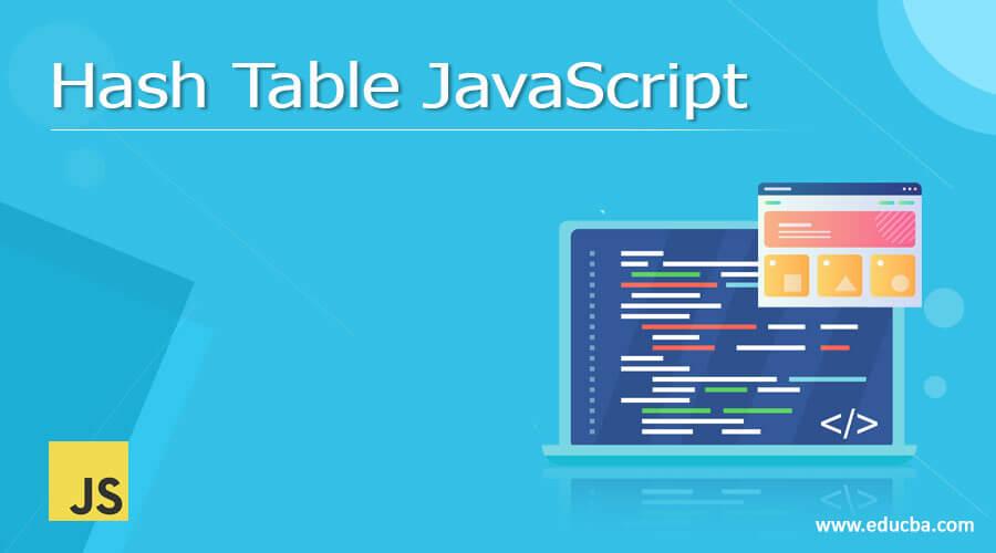 Hash Table JavaScript