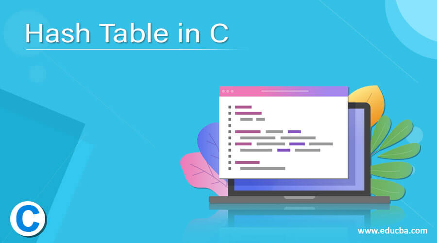 Hash-Table-in-C