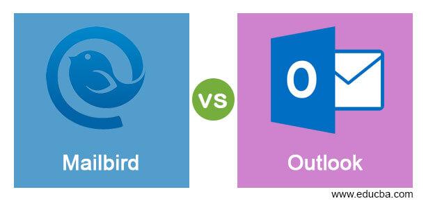 Mailbird vs Outlook
