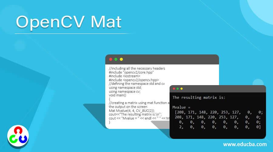 OpenCV Mat