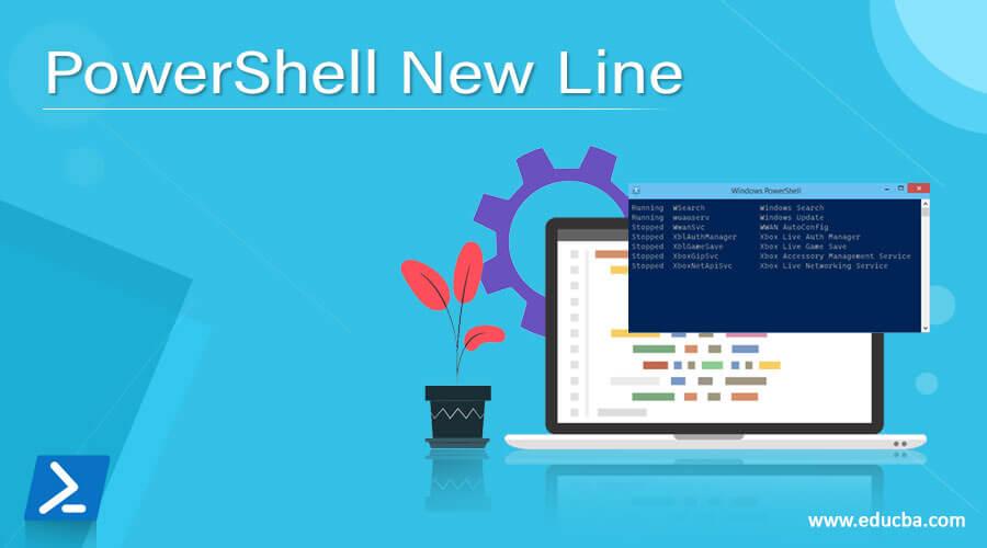 PowerShell New Line