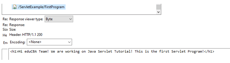 Localhost Example 5A Example 5B