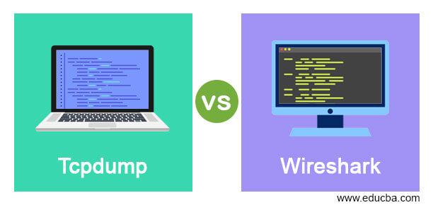 Tcpdump vs Wireshark