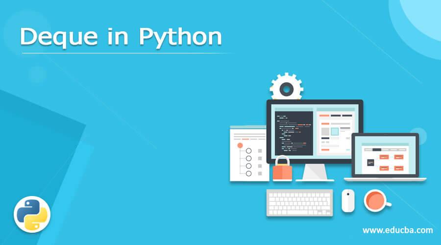 Deque in Python