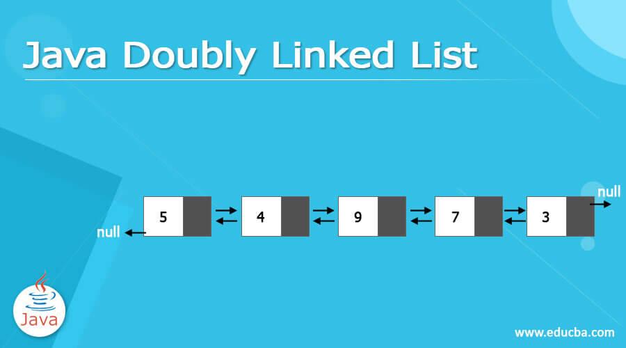Java Doubly Linked List