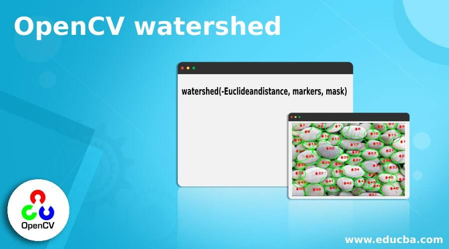 OpenCV watershed