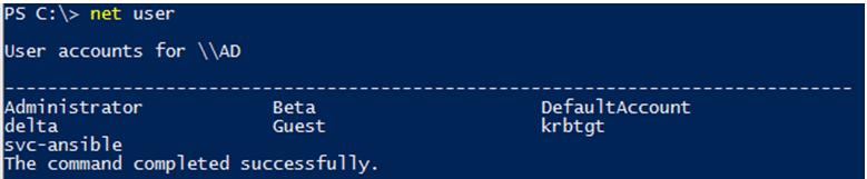 PowerShell User List-2.1