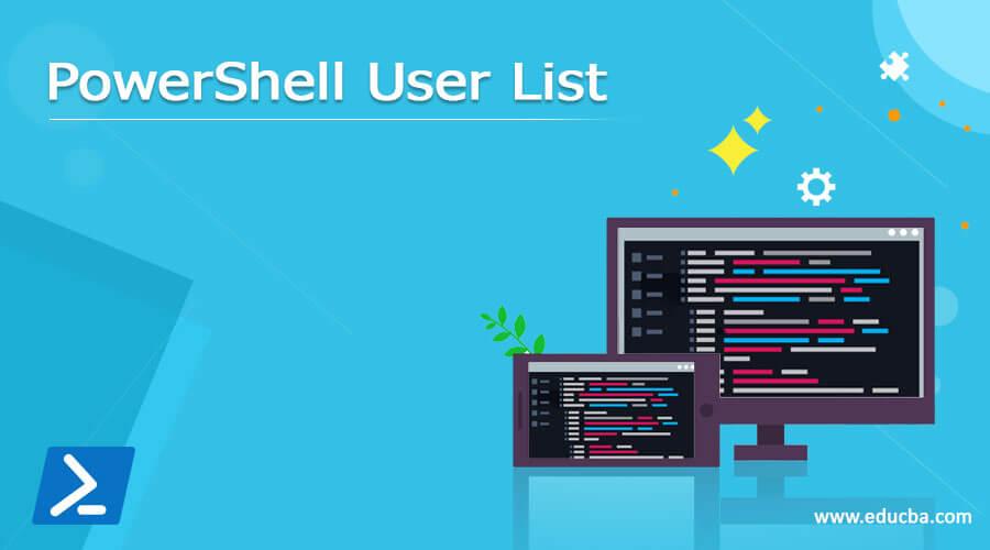 PowerShell User List
