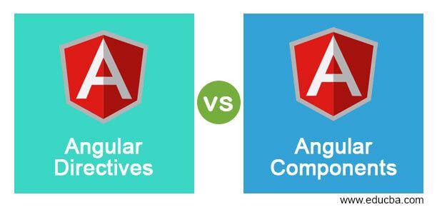 Angular Directives vs Components