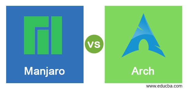 Manjaro-vs-Arch
