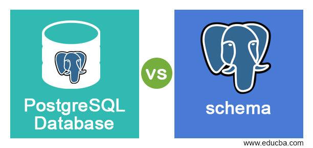 PostgreSQL-Database-vs-schema